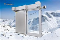 单扇不锈钢电动冷库平移门