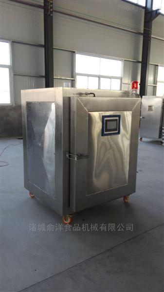 俞洋机械鲜玉米速冻机