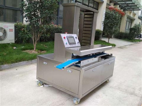 全自动麻薯高速排盘机