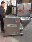 求购高品质消泡机 千页豆腐成套设备去泡机