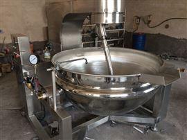花生醬炒制夾層鍋