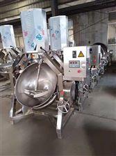 100L-600L全自動醬料電磁夾層鍋