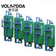 百色家用自來水中余氯含量過高用活性炭吸附過濾器 壓力式過濾罐