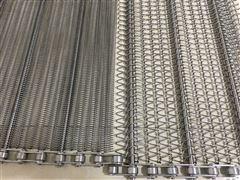 烘干机不锈钢链条式传送带生产厂家