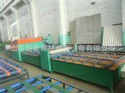济南防火保温材料匀质板生产线设备