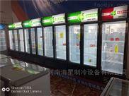郑州卖饮料柜啤酒柜 单双门冷藏柜展示柜
