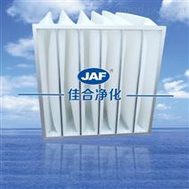 空調機組過濾網  鍍鋅框初效袋式過濾器