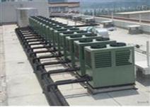 風冷式中央空調系統