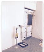 静电闸机风淋室