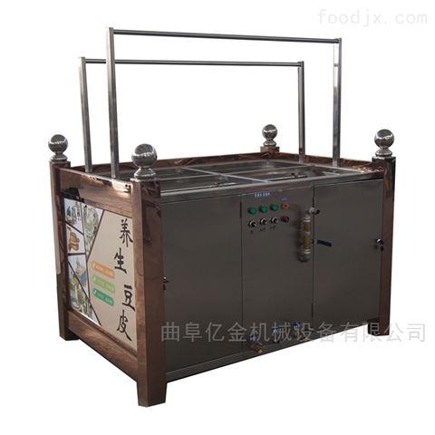 蒸汽式腐竹机多少钱