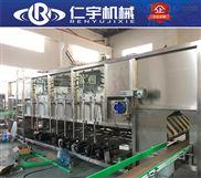 全自動大桶水生產線 5加侖礦泉水灌裝機