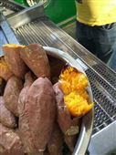 山东商用速冻红薯清洗烘烤生产线我��配合你一起施展冰晶�P凰厂家直销