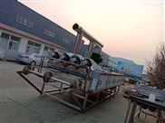12000-山東商用速凍紅薯清洗烘烤生產線廠家直銷