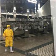 整套中央厨房生产线-运营方案出售