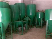 立式饲料搅拌机250kg500kg1000kg2000kg大中小型搅拌机干粉拌料机