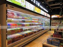 深圳2.5米飲料自選風幕柜一般購買哪家品牌