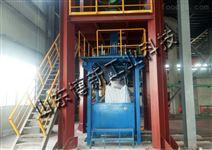山东玉米粉吨袋包装机 移动吨包机厂家