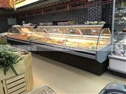 湖南生鲜超市鲜肉冷藏柜什么款式卖得好