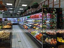 湖南2.5米水果风幕柜哪有厂家定制