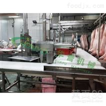 华誉HY-FGX猪肉分割输送线设备