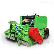 新型玉米秸粉碎回收打捆机价格
