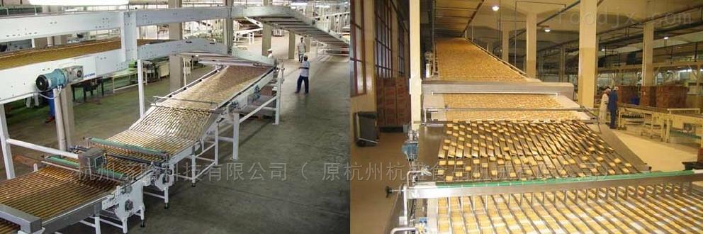 藜麥餅干生產線