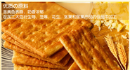 控能饼干粗粮魔芋饱腹代餐食品全自动生产线
