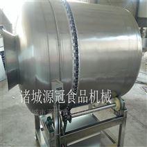 304不锈钢蚕豆酱菜宠物食品滚筒拌料机