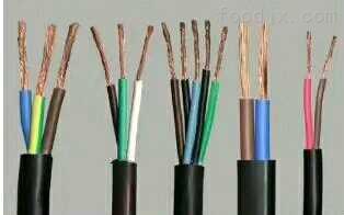 电子计算机用屏蔽控制电缆