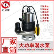 耐酸堿潛水泵 潛污泵型號 臺風廠家直銷