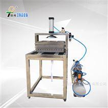 自动单排气压豆腐成型机做豆腐辅助设备