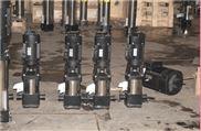 立式多級管道離心泵 不銹鋼增壓泵生產廠家