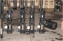 立式多级热水锅炉增压循环管道离心泵75KW