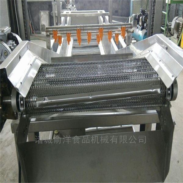 供应藕片浸泡式气泡清洗机