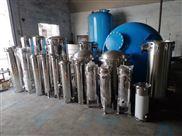 不锈钢 自来水 循环水 柴油袋式过滤器
