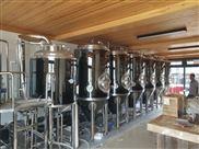 啤酒设备多少钱一套   小型啤酒机器价格