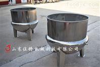 南阳蒸汽加热的猪蹄夹层锅卤制效果好