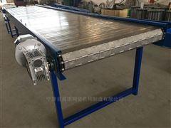压铸周边设备耐高温链板式输送线生产厂家