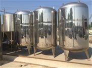 常年订做50立方不锈钢储酒罐食品级储罐