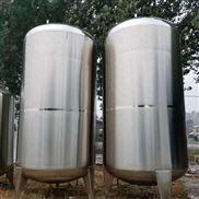 订做大型储罐50立方不锈钢储罐卫生级无菌罐