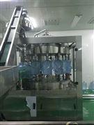 RCGF三合一果汁灌装机生产线