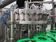 热灌装饮料生产线设备液体灌装机