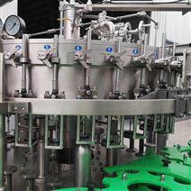 含氣飲料自動三合一生產線