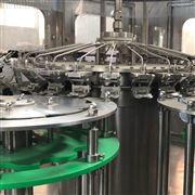 RCGF24-24-8全自动茶饮料灌装机