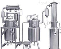 多效蒸發流程-多效降膜循環蒸發器