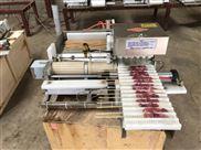 天津诚泰厂家直销全自动羊肉穿串机穿串机视频