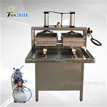双排气动豆腐压机