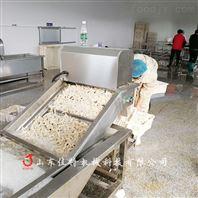 郑州流水线作业的豆角漂烫机
