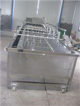 冠通蔬菜机械手气泡清洗机
