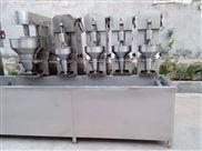供应冠通专业生产肉丸蒸煮线   肉丸机